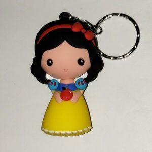 NWOT Disney Snow White Figural Keyring